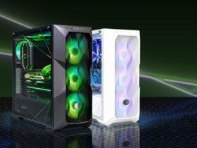 Cooler Master TD500 Mesh - grafika promocyjna
