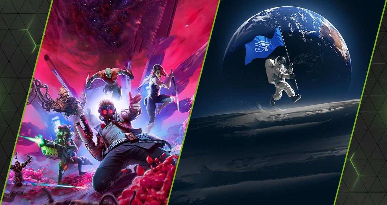 GeForce NOW - grafiki z Humankind oraz Marvel's Guardians of the Galaxy