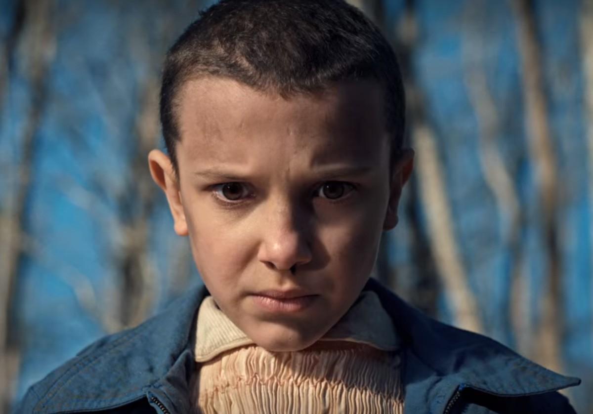 Eleven z serialu Stranger Things
