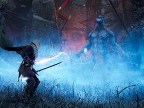 Screen z gry Dungeans & Dragons: Dark Alliance