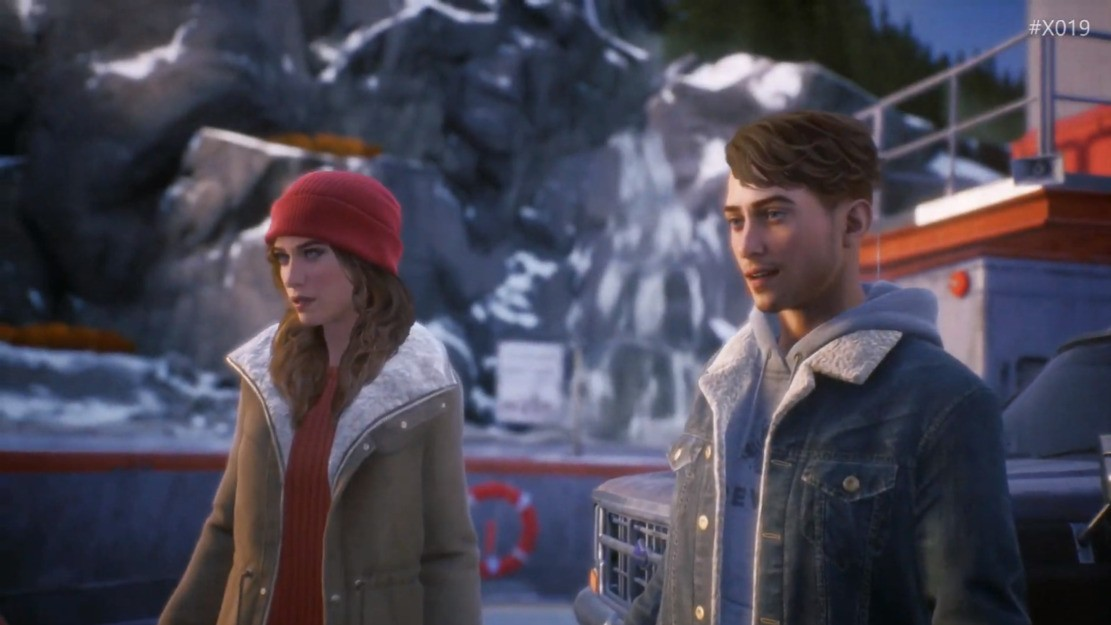 Tyler i Alyson - bohaterowie z gr y