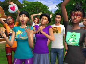 Simy z The Sims 4