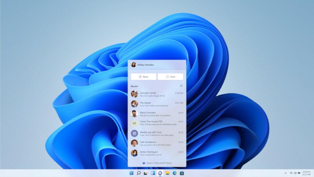 Microsoft Teams zintegrowany z systemem