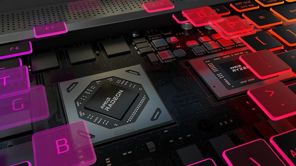 Układy AMD