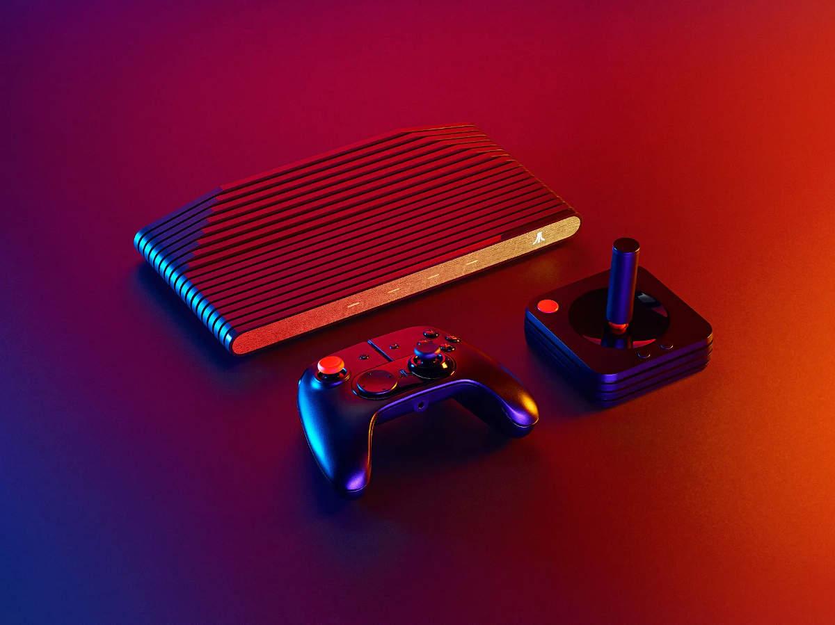 Zdjęcie promocyjne Atari VCS