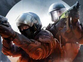 Grafika promocyjna gry CS:GO