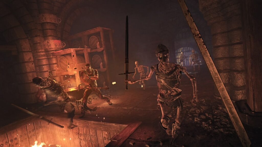 Screen z gry Dying Light: Hellraid