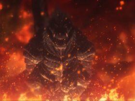 Godzilla w Godzilla Singular Point