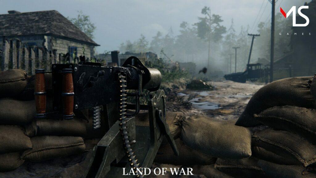 Screen z gry Land of War: The Beginning