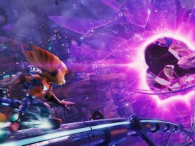 Screen z gry Ratchet & Clank: Rift Apart