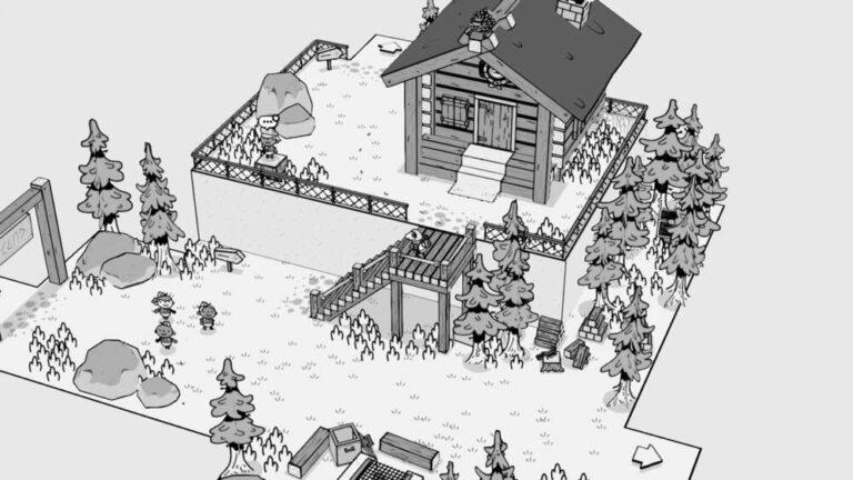 Lokacja z gry Toem