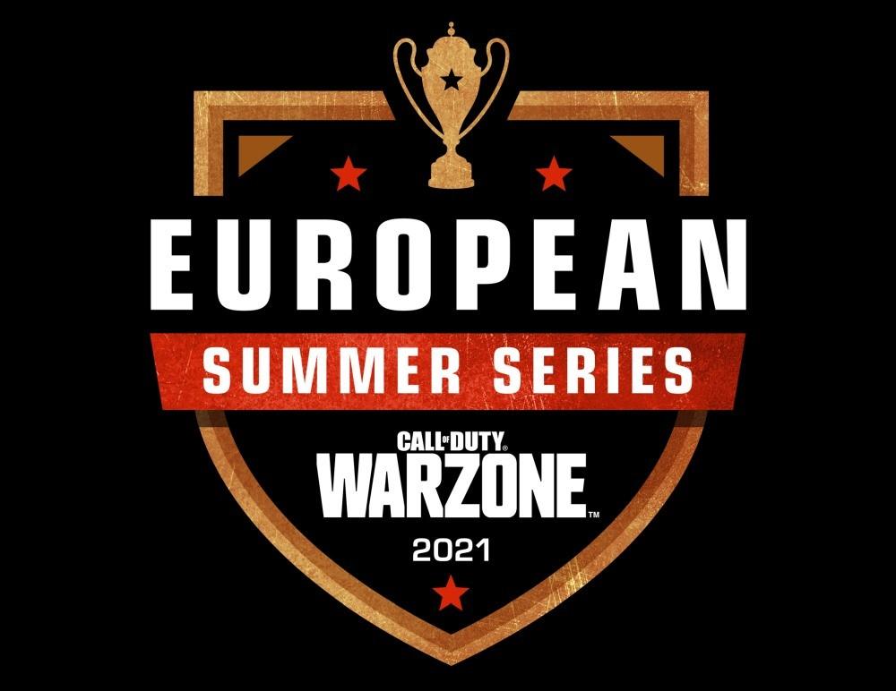 Warzone European Summer Series - logo turnieju