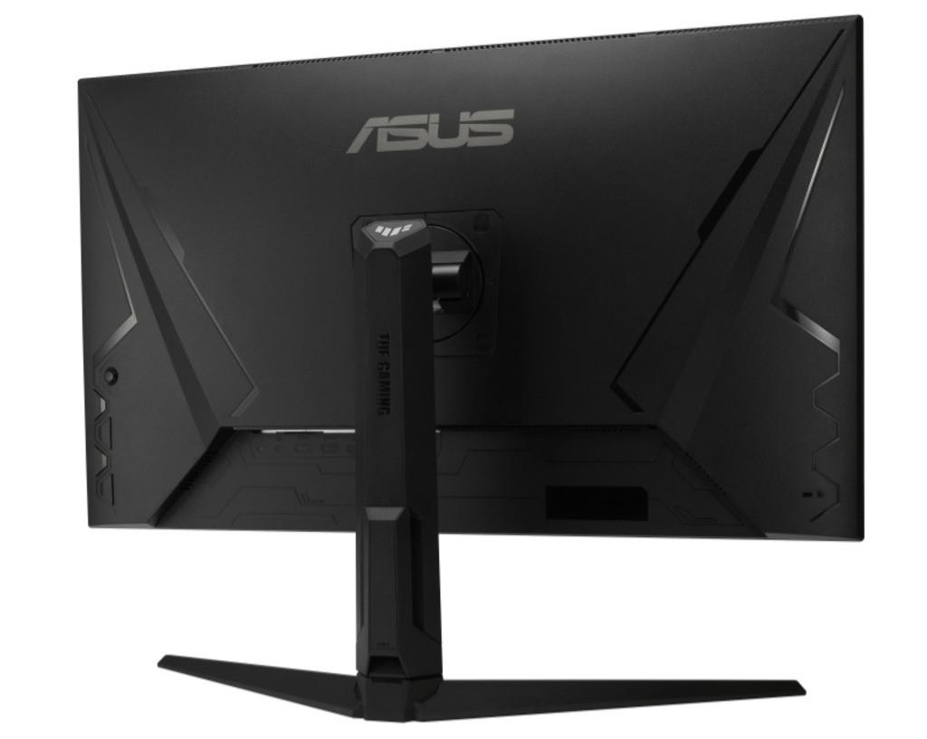 Wygląd tyłu monitora ASUS TUF Gaming VG32AQL1A