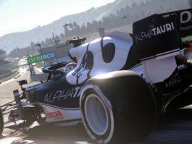 Bolid z F1 2021