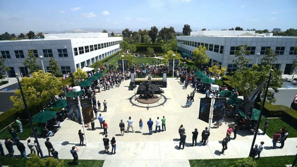 Campus Blizzard Entertainment