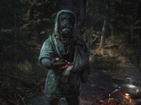Postać z gry Chernobylite