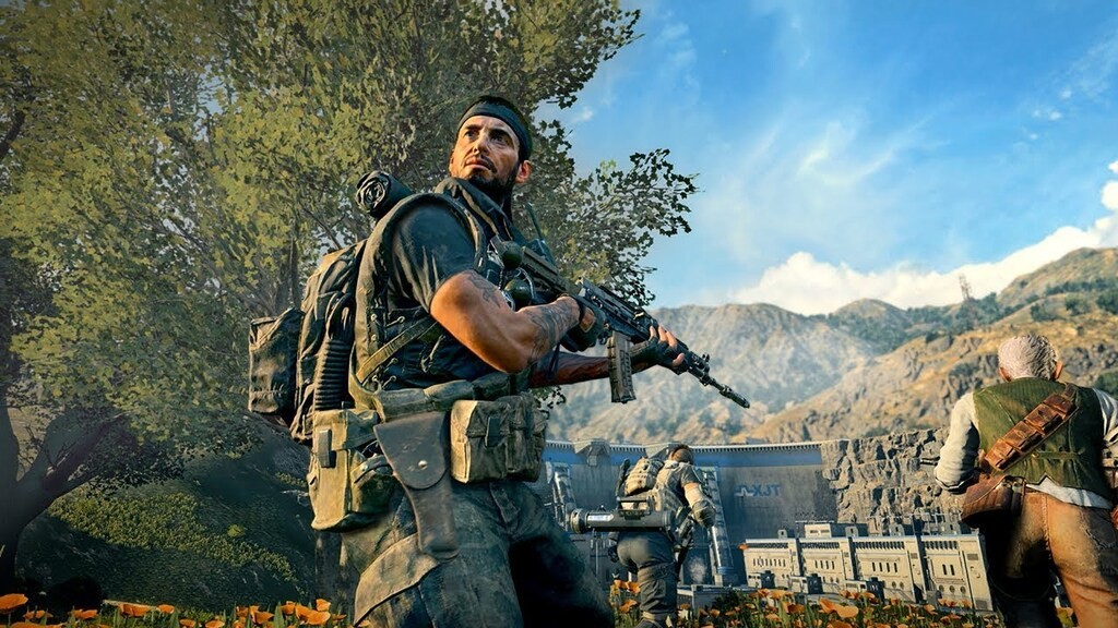 Rozgrywka w COD: Black Ops 4