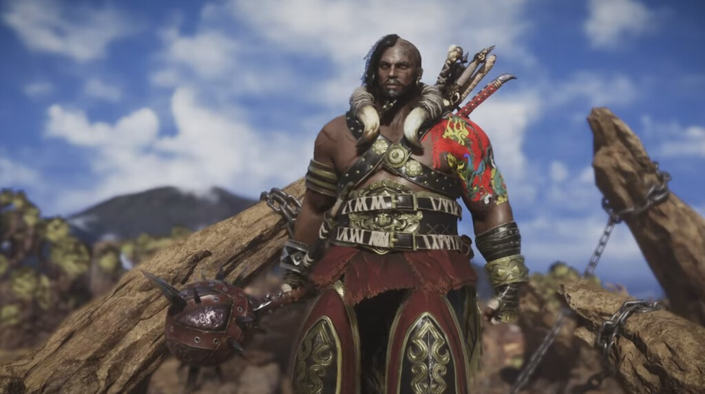 Postać z Hunter's Arena: Legends
