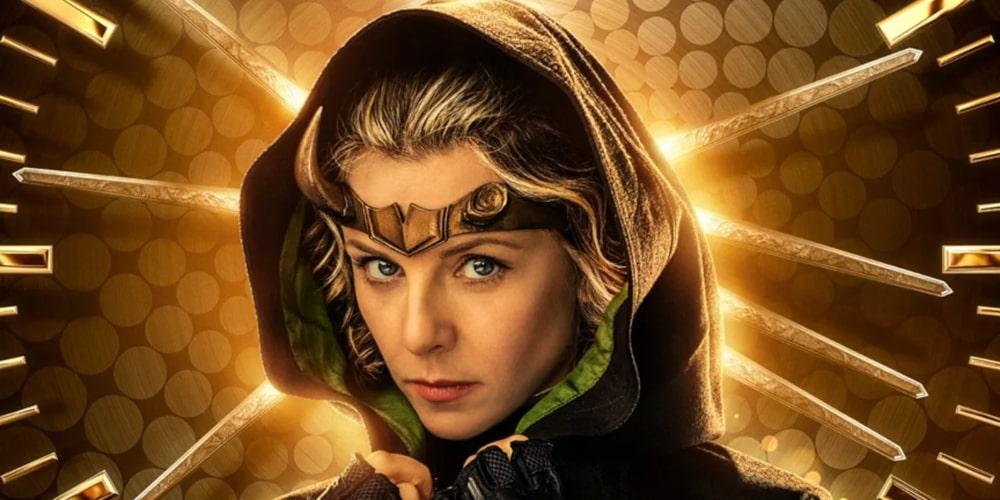 Żeńska wersja Lokiego o imieniu Sylvie