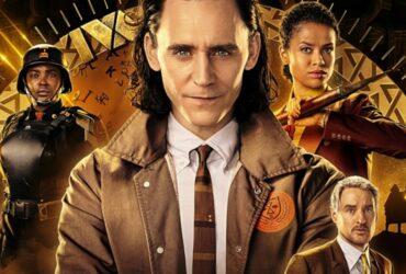 Czworo spośród najważniejszych postaci w serialu Loki