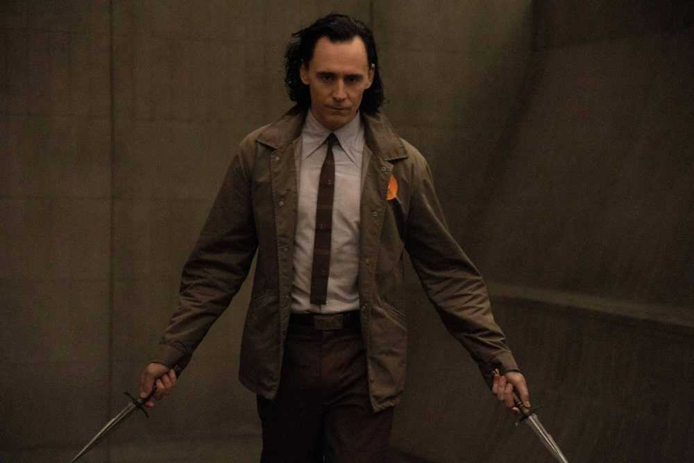 Bardzo zirytowany Loki