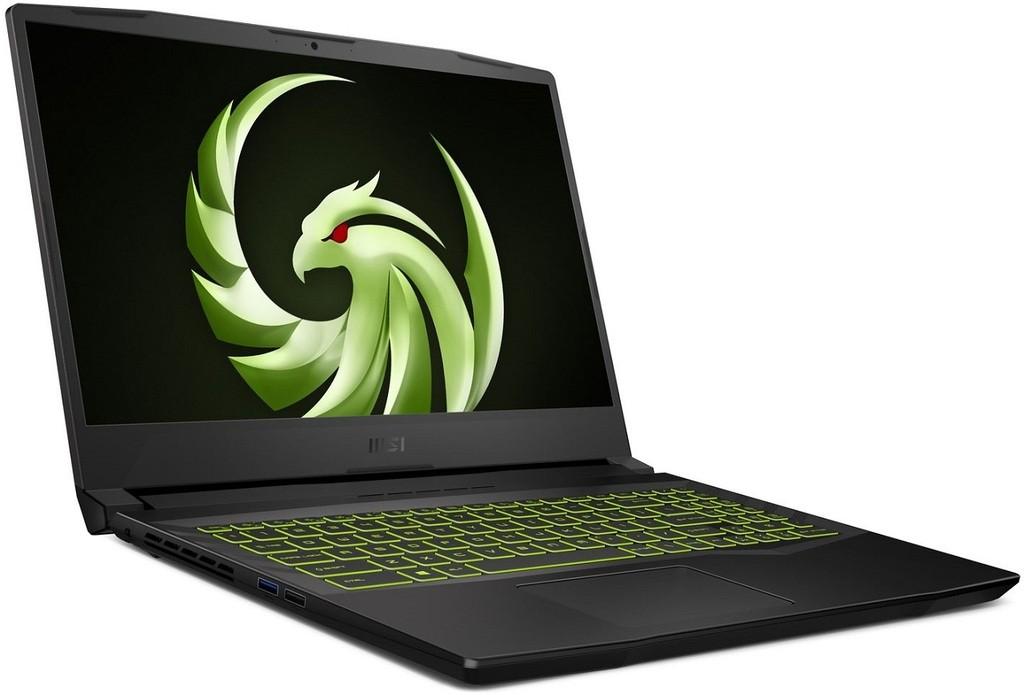 Wygląd laptopa MSI Alpha 15 i 17