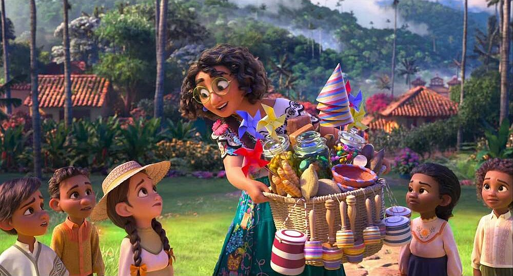 Mirabel, bohaterka filmu Nasze magiczne Encanto