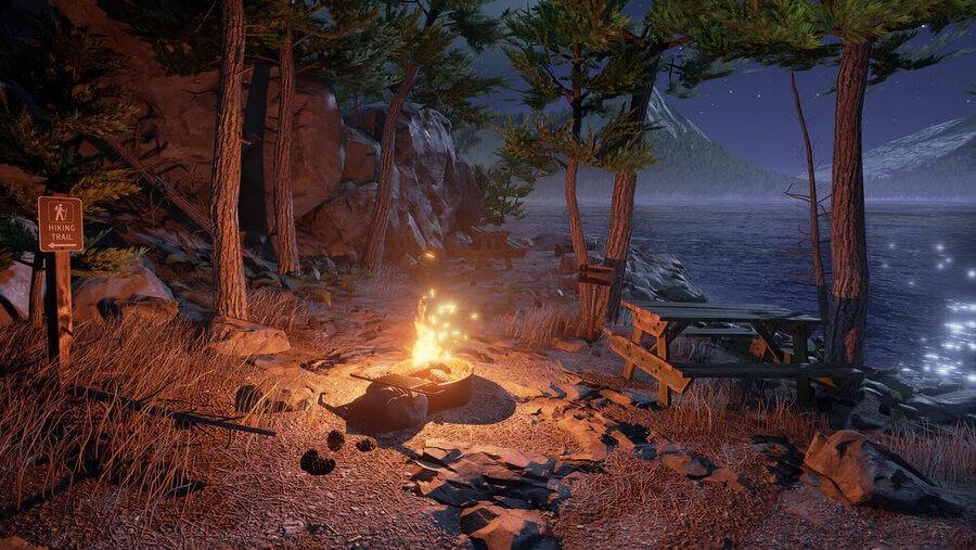 Lokacja z gry Obduction