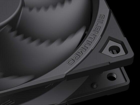Test SilentiumPC Fluctus 120 PWM - bliższe spojrzenie na recenzowany model