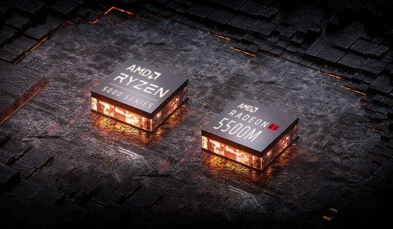 Podzespoły AMD w laptopie Bravo 15
