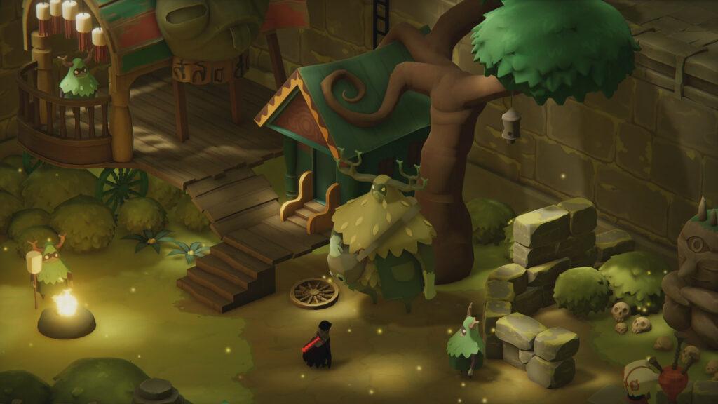 Screen z gry Death's Door