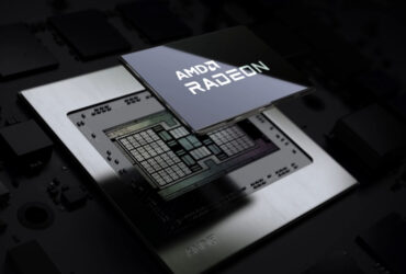 Rdzeń karty AMD Radeon