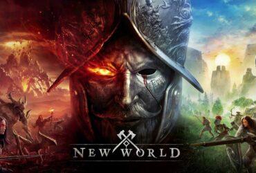 Logo gry New World