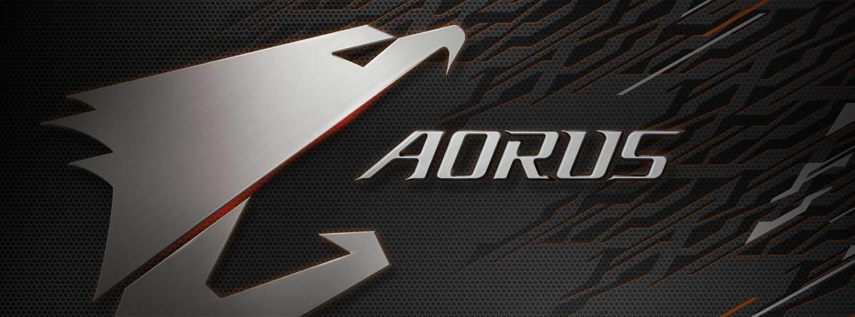 Logo Aorus
