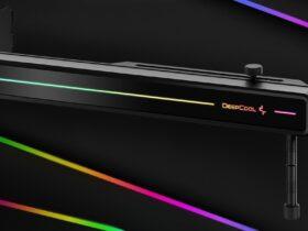 Deepcool ST500 ARGB - podświetlenie