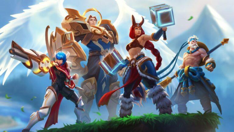 Grafika promcyjna z gry Battlerite stworzonej przez Stunlock Studios