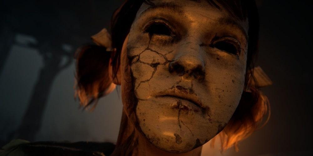 Postać Sadness z najnowszej gry Bloober Team - The Medium