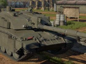 Czołg Challenger 2 w War Thunder