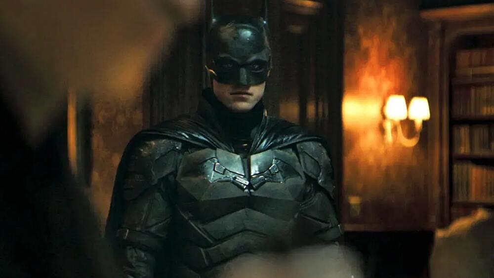 Robert Pattinson jako Batman