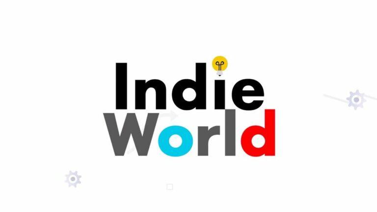 Logo imprezy Indie World