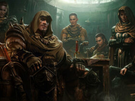 Grafika z gry Diablo Immortal