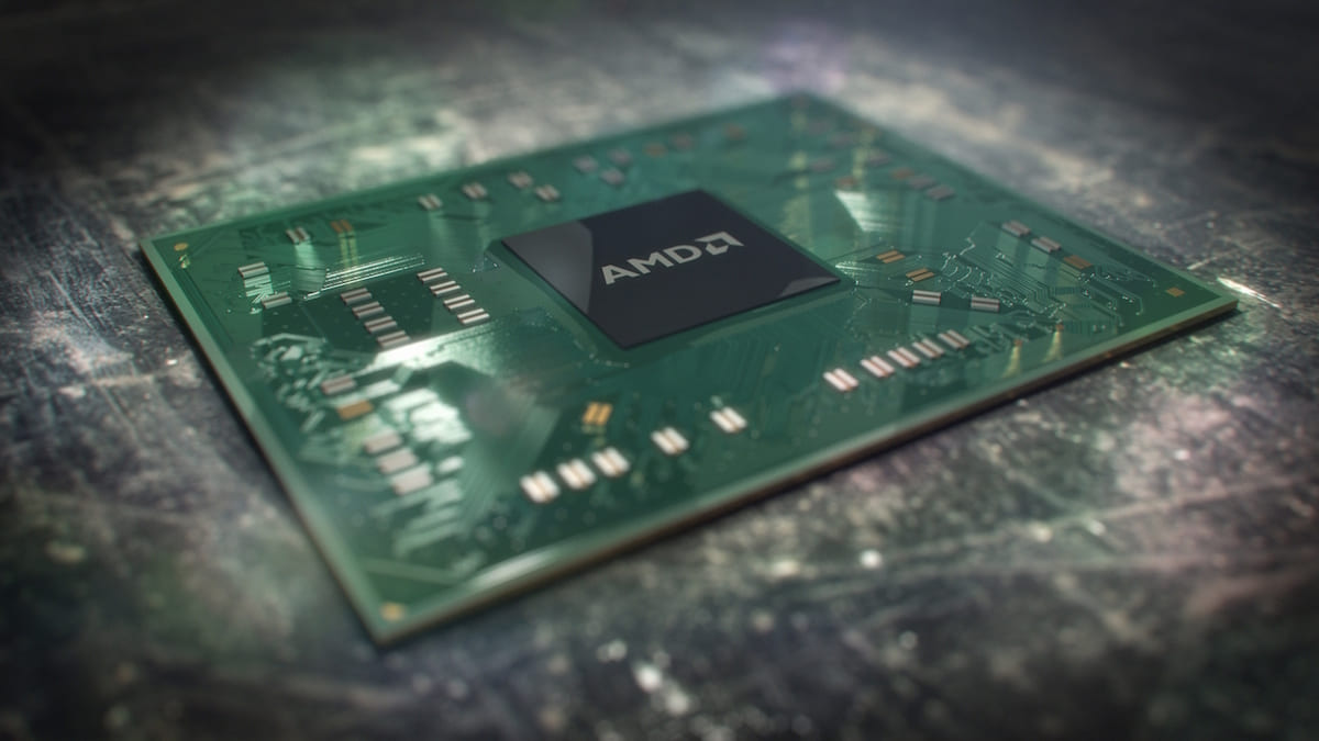 Rdzeń układu AMD