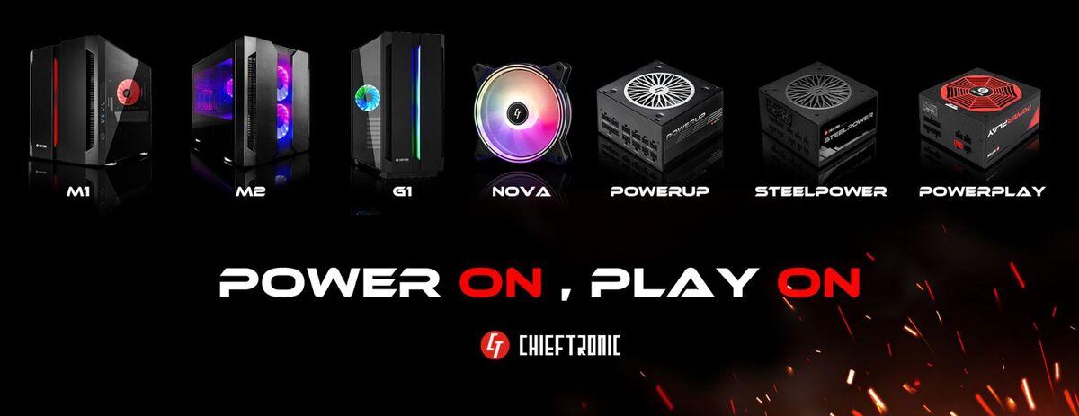 Seria produktów marki Chieftronic
