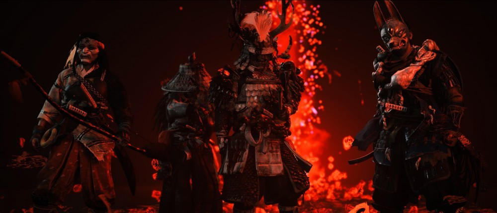 Screen z gry Ghost of Tsushima: Legends