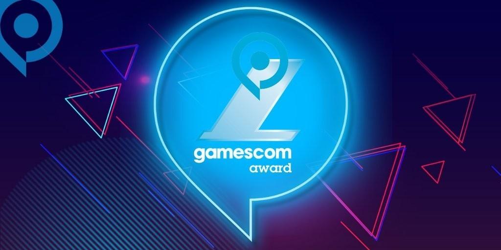 Logo Gamescom Award