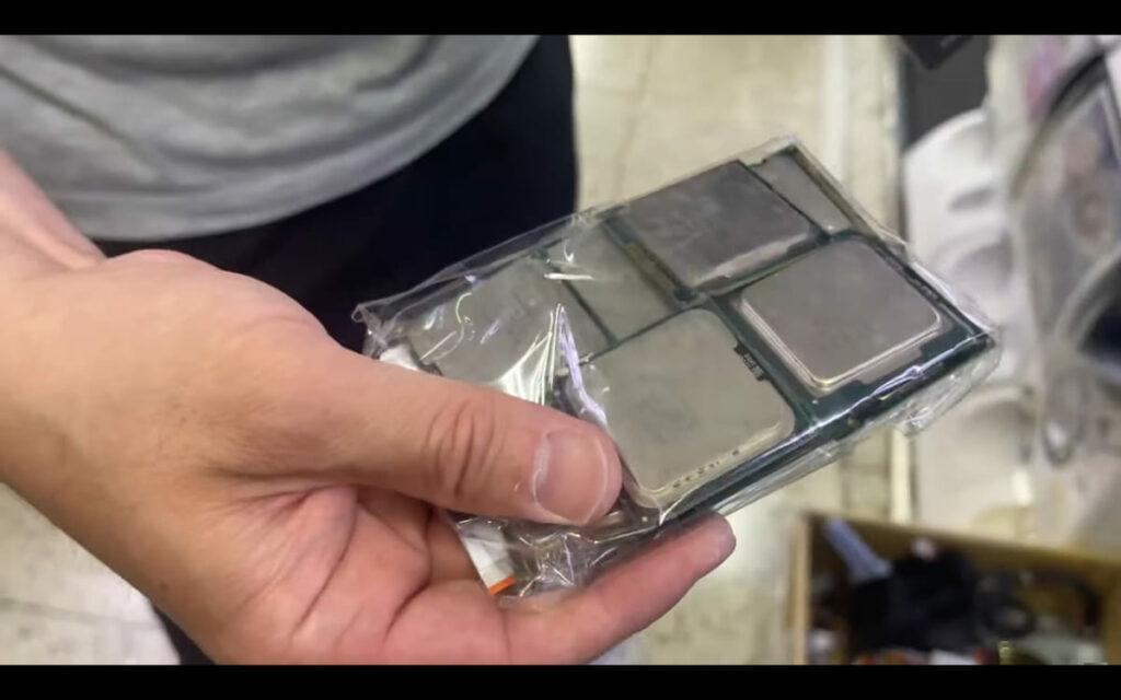 Losowe jednostki w pudełkach od AMD Ryzen