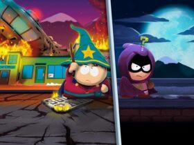 Grafika promująca grę South Park: The Stick of Truth
