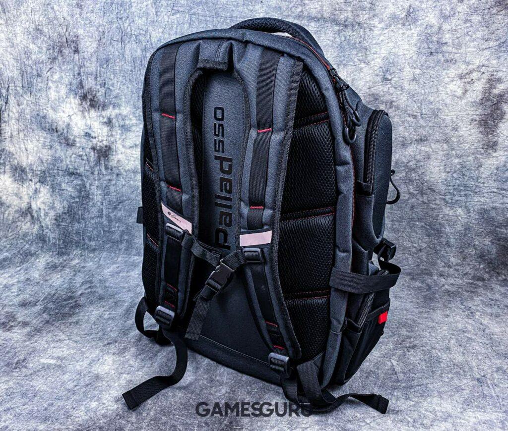 Tył Plecaka Pallad 550