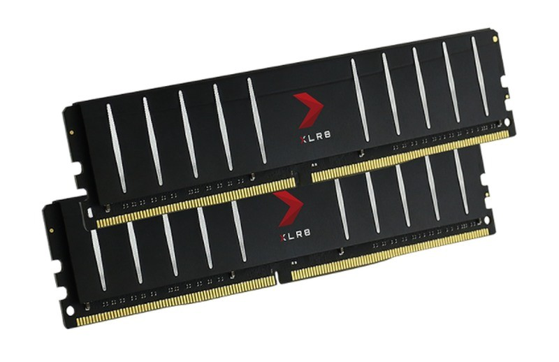 XLR8 Gaming Low Profile DDR4