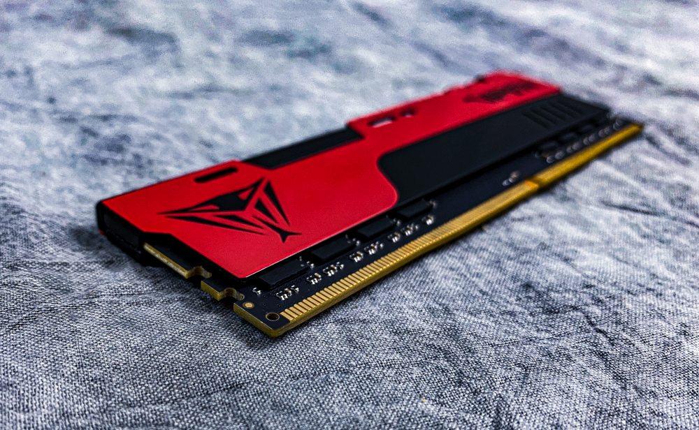Test pamięci Patriot Viper Elite II 2x8 GB 3200 MHz -kość RAM